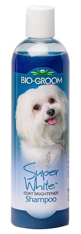 Bio-Groom Super White Shampoo 355 Ml