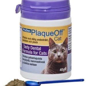 Biodistra Plaqueoff Cat 40 G