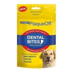Biodistra Plaqueoff Dental Bites 150 G