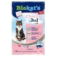 Biokat´s Classic Fresh 3in1 -kissanhiekka