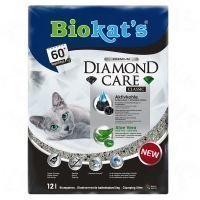 Biokat´s Diamond Care Classic -kissanhiekka - 12 l
