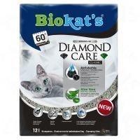 Biokat´s Diamond Care Classic -kissanhiekka - säästöpakkaus: 2 x 12 l
