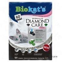 Biokat´s Diamond Care Fresh -kissanhiekka - 12 l