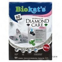 Biokat´s Diamond Care Fresh -kissanhiekka - säästöpakkaus: 2 x 12 l