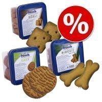 Bosch Biscuit -koirankeksilajitelma - 3 x 1 kg