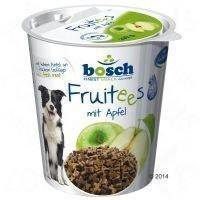 Bosch Fruitees (puolikostea) - säästöpakkaus: omena 3 x 200 g