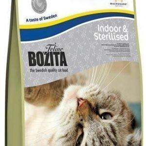 Bozita Feline Indoor & Sterilised 10 Kg