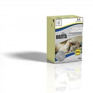 Bozita Feline Indoor & Sterilised Palat Hyytelössä 16 X 190 G