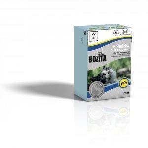 Bozita Feline Sensitive Diet & Stomach Palat Hyytelössä 16 X 190 G