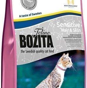 Bozita Feline Sensitive Hair & Skin 10 Kg