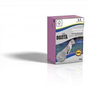 Bozita Feline Sensitive Hair & Skin Palat Hyytelössä 16 X 190 G