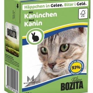 Bozita Kaninlihaa Sisältävät Bozita Feline Palat Hyytelössä 16 X 370 G