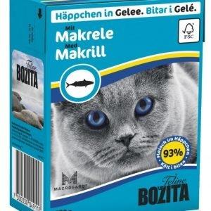 Bozita Makrillia Sisältävät Bozita Feline Palat Hyytelössä 16 X 370 G