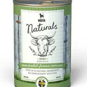 Bozita Naturals Beef Paté 20x410 G