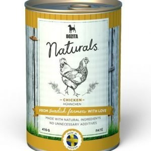 Bozita Naturals Chicken Paté 20x410 G