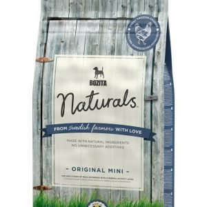 Bozita Naturals Original Mini 3