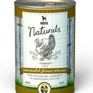 Bozita Naturals Turkey Paté 20x410 G