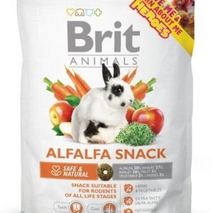 Brit Animals Alfalfa Snack 100 G