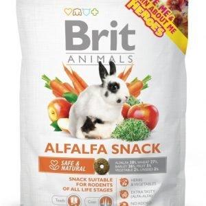 Brit Animals Alfalfa Snack 100 G