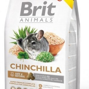 Brit Animals Chinchila Complete 1