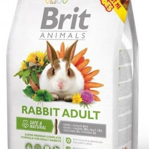 Brit Animals Rabbit Adult Complete 1