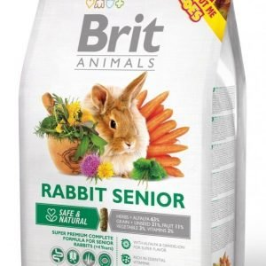 Brit Animals Rabbit Senior Complete 1