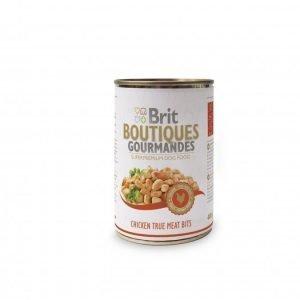 Brit Boutiques Gourmandes Chicken Meat 12x400g