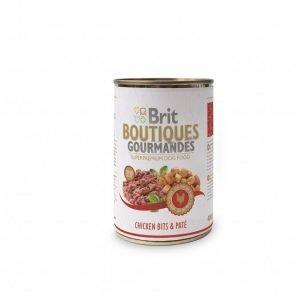 Brit Boutiques Gourmandes Chicken Paté 12x400g