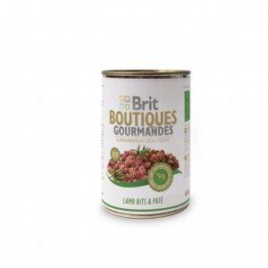 Brit Boutiques Gourmandes Lamb Paté 12x400g