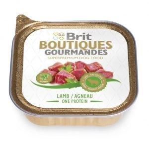 Brit Boutiques Gourmandes Lamb Puppy 22x150 G