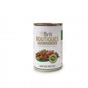Brit Boutiques Gourmandes Lamb True Meat 12x400g