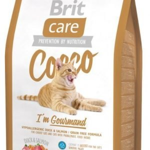 Brit Care Cat Cocco I'm Gourmand 2 Kg