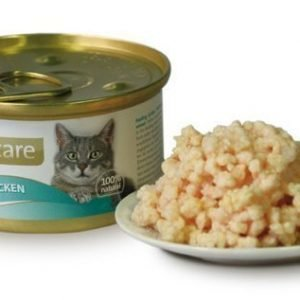 Brit Care Cat Kitten Chicken Burk 24x80g
