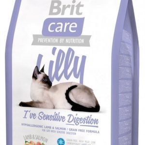 Brit Care Cat Lilly I've Sensitive Digestion 2 Kg