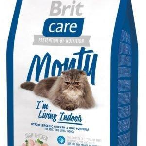 Brit Care Cat Monty I'm Living Indoor 7 Kg