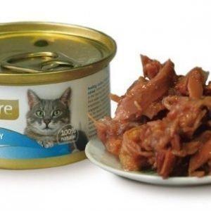 Brit Care Cat Tuna Turkey Burk 24x80g