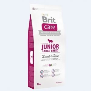 Brit Care Dog Junior Large Breed 12kg