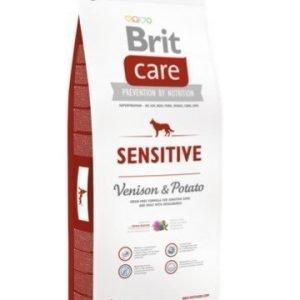 Brit Care Dog Sensitive Venison 12 Kg