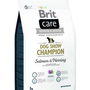Brit Care Dog Show Champion Salmon & Herring 12kg