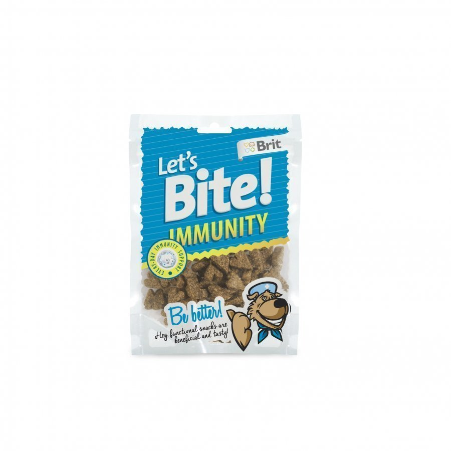 Brit Let's Bite Functional Immunity 150g