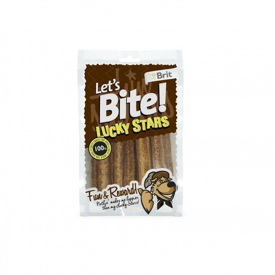 Brit Let's Bite Lucky Stars 100 G