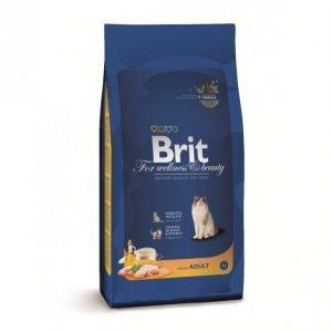 Brit Premium Cat Adult Chicken 1