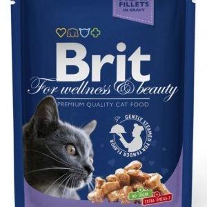 Brit Premium Cat Cod Fish 24x100 G