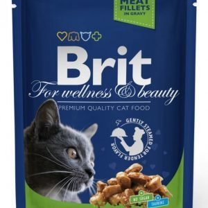 Brit Premium Cat Sterilised Chicken 24x100g