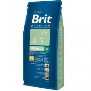 Brit Premium Dog Junior Xl 15 Kg