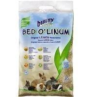Bunny Bed O' Linum -pellava luonnonkuivike - 35