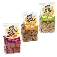 Bunny Snack Set: Keks mit Biss - 3-osainen
