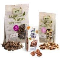 Bunny Snack Set Lust auf Natur & Keks mit Biss - 3-osainen setti (250 g)