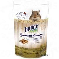 Bunny Traum Basic -gerbiilinruoka - 2 x 600 g