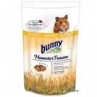 Bunny Traum Basic -hamsterinruoka - 2 x 600 g